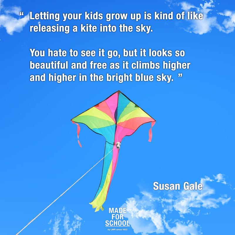 Susan Gale's Inspiring Kites