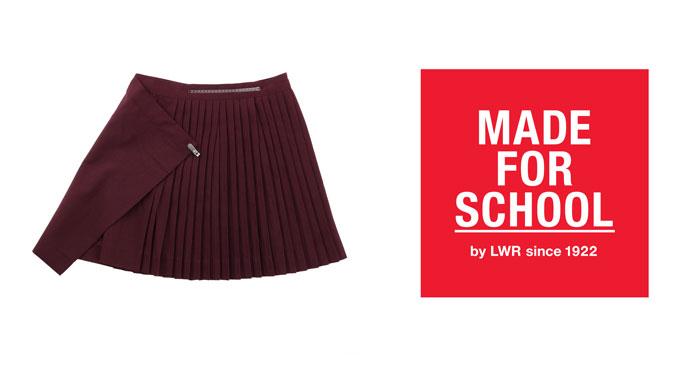 GEAR: Netball Skirt   Made For School