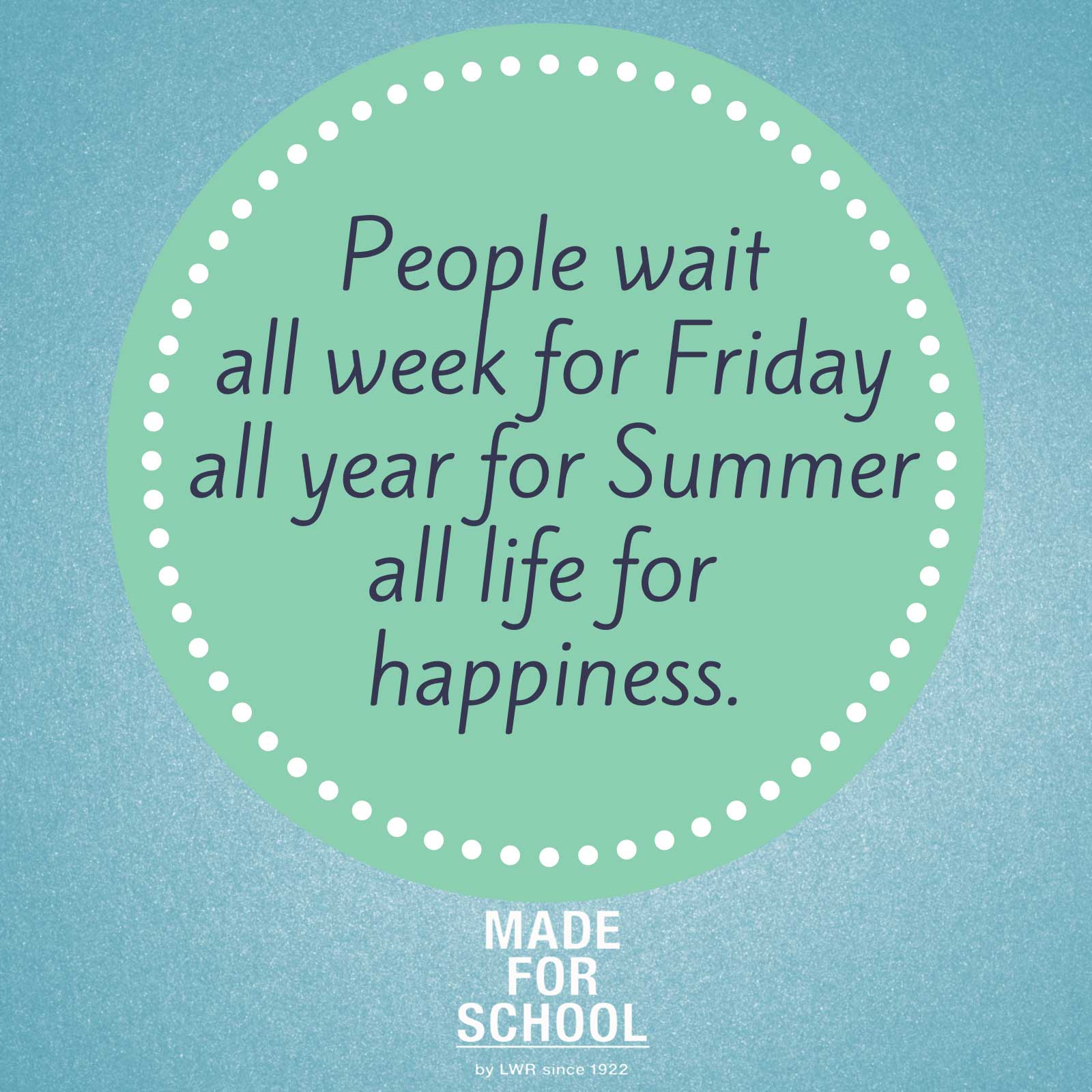 Quote For Today About Happiness Quotes  Made For School