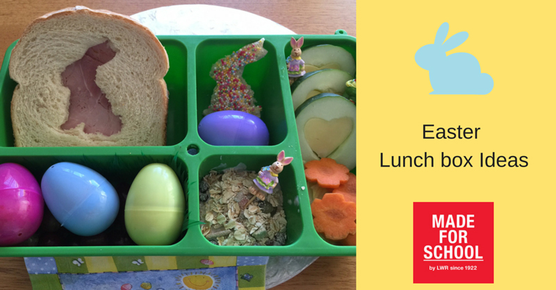 Easter Lunch Box Ideas