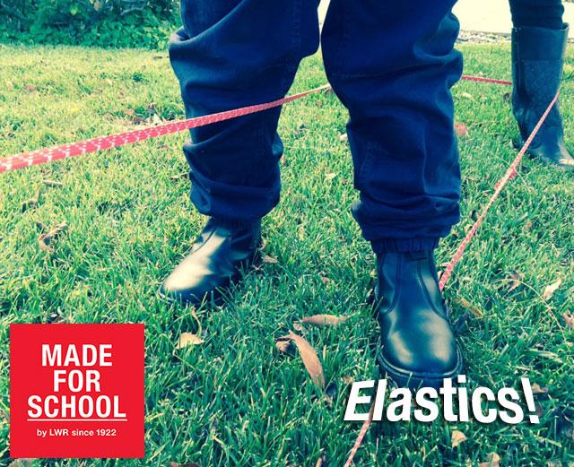 School games elastics