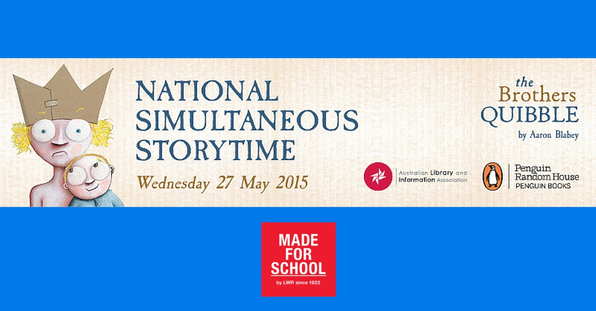 national simultaneous storytime - photo #36