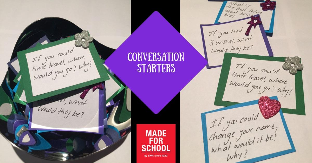 conversation prompts for families