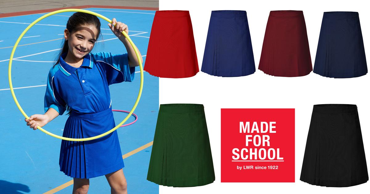 GEAR: Truganini Netball Skirt   Made For School