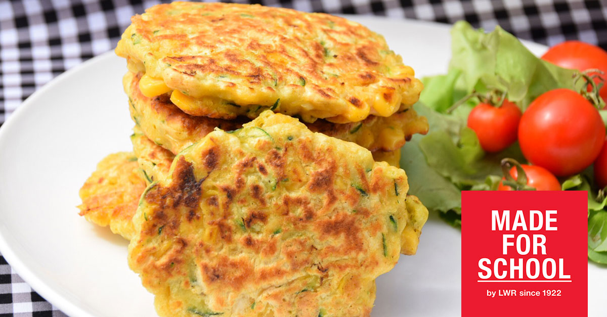 Recipe for fritters