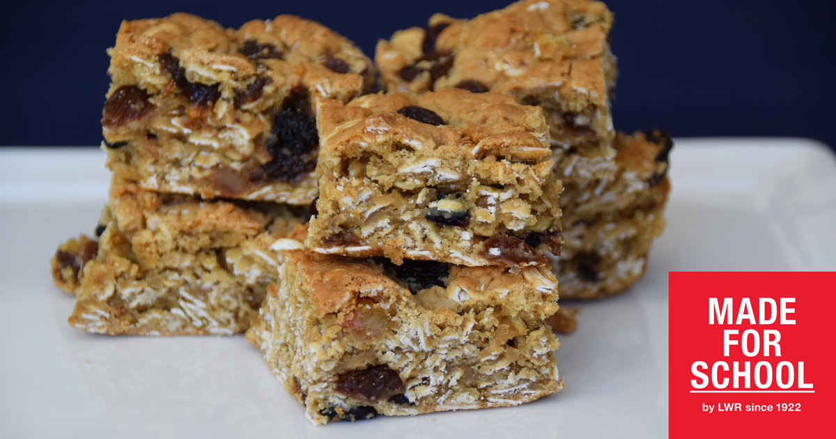 Recipe: Muesli Slice