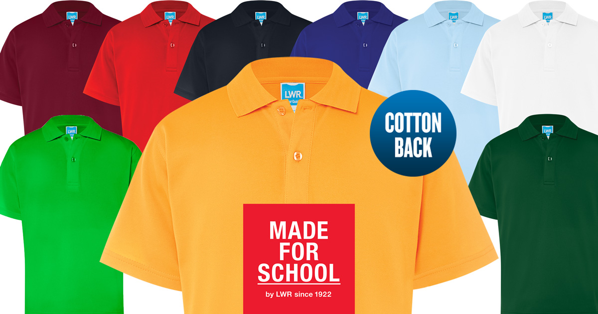School Polo Shirts Online