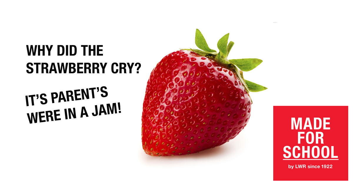 BAD DAD JOKE: BERRY BLUES