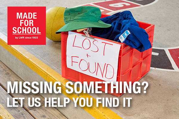 Lost Something?