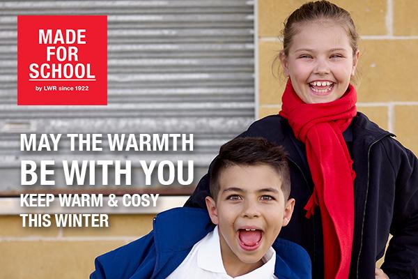 Winter school uniforms online