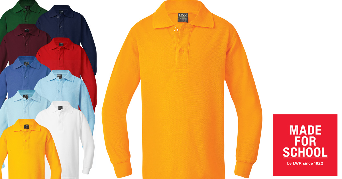 Winter School Shirts
