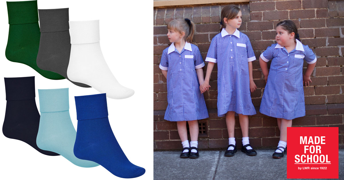 school socks online
