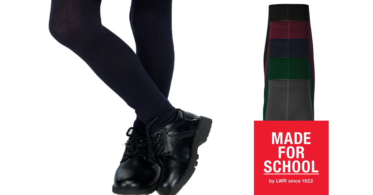 Kids School Tights