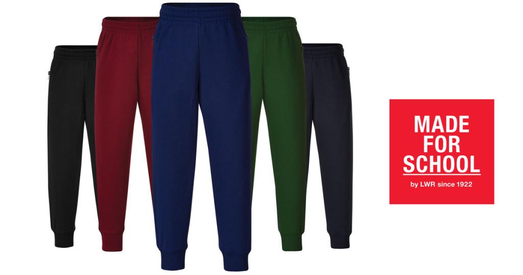 Fleecy School Track Pants Online