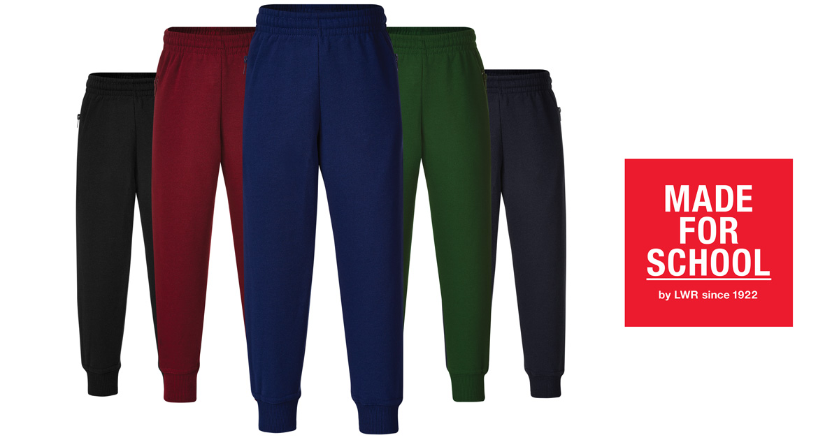 Fleecy School Track Pants Online