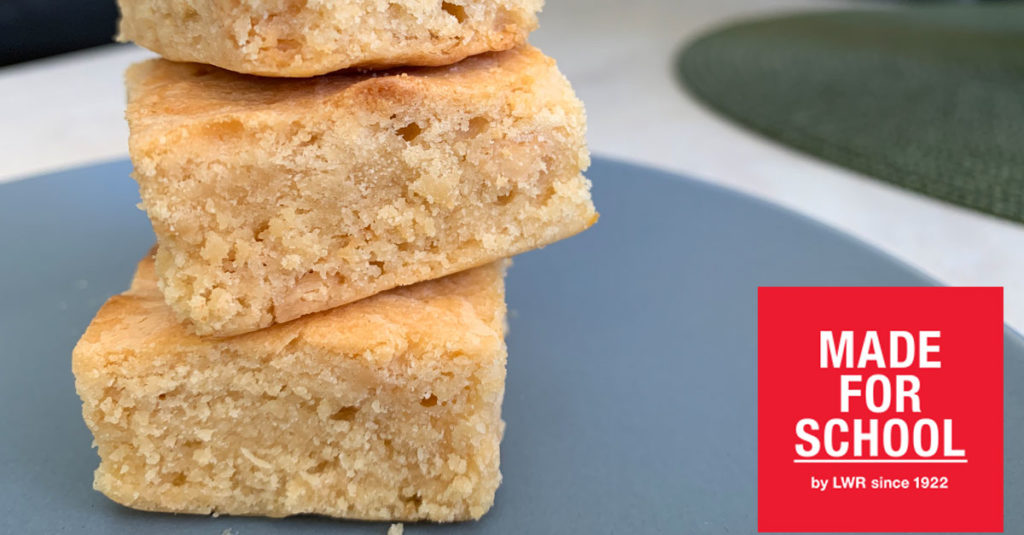Caramilk Blondies Recipe